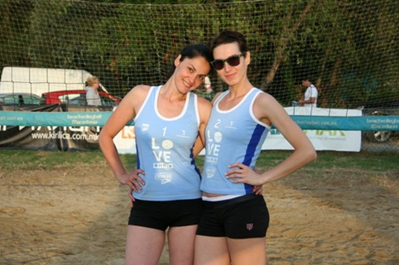 Beach Volleyball Ohrid 2014.3